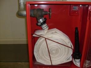 Шкаф пожарный. Общие технические требования.